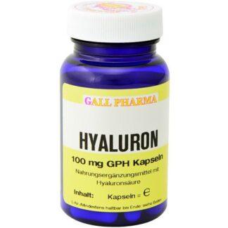 GALL PHARMA Hyaluron 100 mg GPH Kapseln