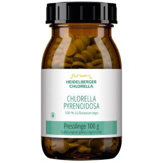 Heidelberger Chlorella® Granulés de Chlorella Pyrenoidosa