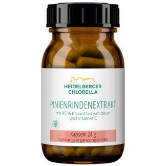 Heidelberger Chlorella® Pinienrindenextrakt Kapseln