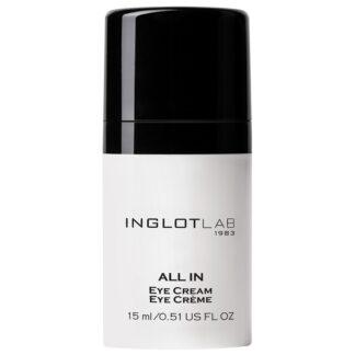 Inglot Gesichts- und Augencreme Inglot Gesichts- und Augencreme All In Eye Cream augencreme 15.0 ml
