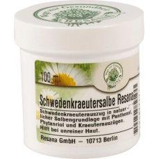 Onguent suédois à base de plantes Resana