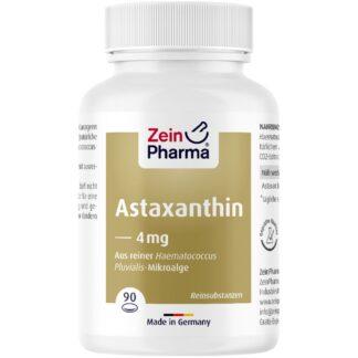 ZeinPharma Astaxanthine Kapseln 4 mg