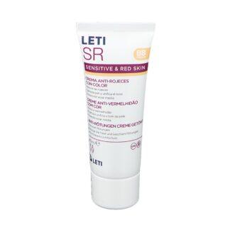letiSR Crème de soin anti-rougeurs teintée