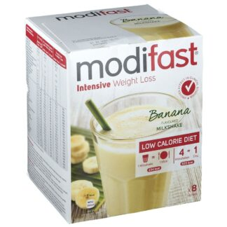 modifast® Intensive Weight Loss Milkshake Banane