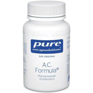 pure encapsulations® A.C. Formula®