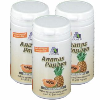 Avitale Ananas Papaye Enzyme