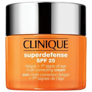 Clinique Feuchtigkeitspflege Clinique Feuchtigkeitspflege Superdefense Cream 1+2 SPF 25 gesichtscreme 50.0 ml