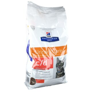 Hill's Prescription Diet™ Urinary Stress c/d Aliment pour chat au poulet