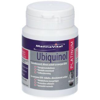 MannaVital Ubiquinol Platinum