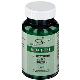 green line Glutathion 50 mg reduziert