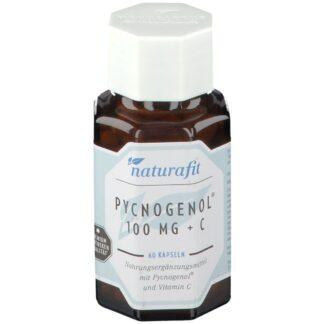 naturafit PYCNOGENOL100 mg+C