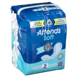 Attends® Soft 2 Normal Einlagen