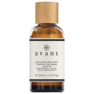 Avant Bio Activ+ Advanced Bio Restorative Superfood Anti-Ageing Facial Oil gesichtsoel 30.0 ml