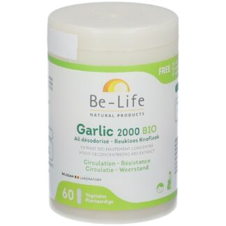 Be-Life Garlic 2000