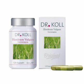 DR. KOLL Hordeum Vulgare Gerstengras