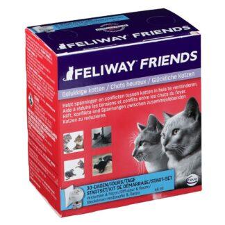 FELIWAY® FRIENDS Startset mit Steckdosen-Verdampfer & Flakon 48 ml