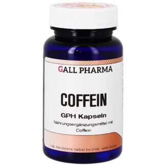 GALL PHARMA Coffein GPH Kapseln