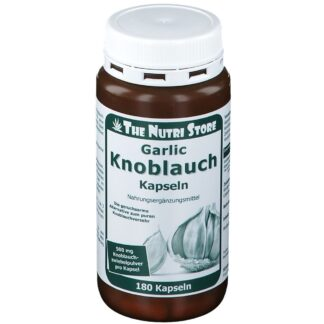 Knoblauch 500 mg Kapseln
