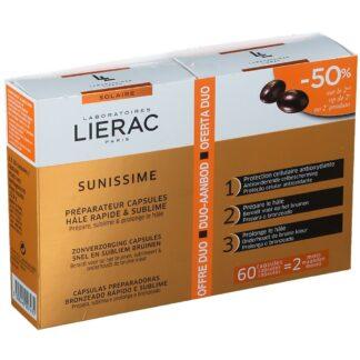 Lierac Sunissime Préparateur capsules Hâle rapide & sublime