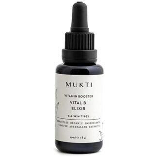 Mukti Organics Serum & Kur Mukti Organics Serum & Kur Vital B Elixir serum 30.0 ml