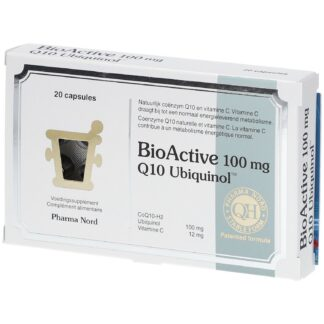Pharma Nord BioActive Q10 100 mg