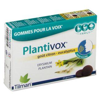 Plantivox® Zitronen-Eykalyptus Geschmack ohne Zucker