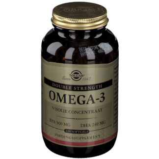 Solgar® Omega-3 Fisch-Öl-Konzentrat