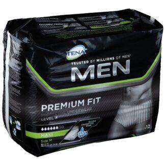 TENA® MEN PREMIUM FIT Protective Underwear Level 4 Medium