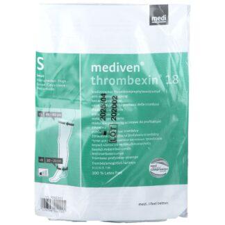 mediven® Thrombexin 18 mmHg medizinischer Thromboseprophylaxestrumpf Gr. S