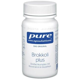 pure encapsulations® Brokkoli plus