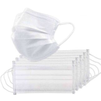 3 PLY Disposable Face Mask 3PLY - 50 Masks