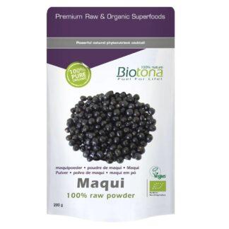 Biotona Maqui Raw Bio
