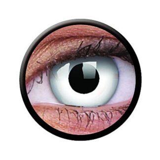 Funny Lens 2 Motiv-Drei-Monatslinsen Whiteout