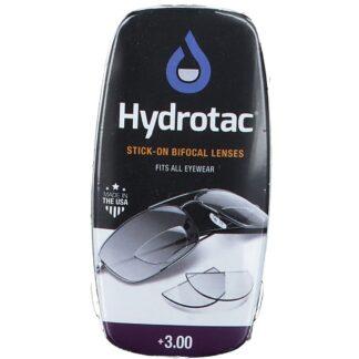 Hydrotac Aufkleber für Bifokalobjektive +3,00