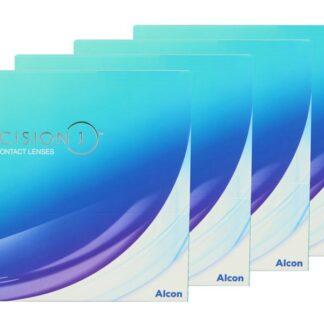 Precision 1 4 x 90 Tageslinsen Sparpaket für 6 Monate von Alcon / Ciba
