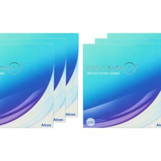 Precision 1 6 x 90 Tageslinsen Sparpaket für 9 Monate von Alcon / Ciba