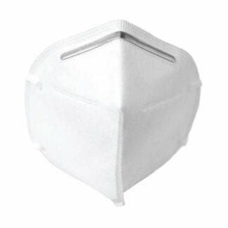 Premium K95 Face Masks, Kf95 Masks - White - 30 Pack