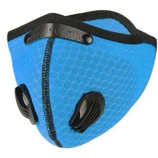 Primo Mesh Sports Face Mask with Premium Filter