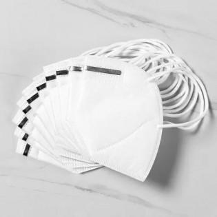 Solid White Face Masks - K95 Mask, Kf95 Mask