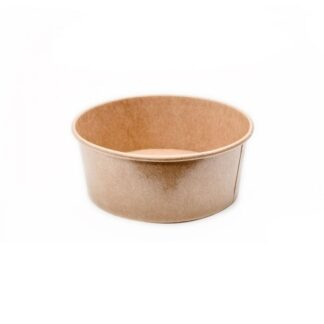 TER; 750ml microwaveable & recyclable bowl (case)